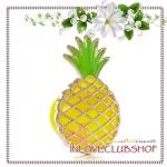 Bath & Body Works - Slatkin & Co / Scentportable Holder (Pineapple)