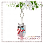 Bath & Body Works / PocketBac Holder (Raccoon Light-Up) *ไม่รวมเจลล้างมือ