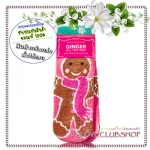 Bath & Body Works / Shea-Infused Lounge Socks (Ginger All The Way)