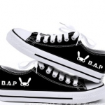 Preorder รองเท้าผ้าใบ bap DFBX041