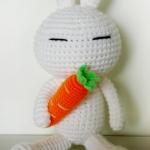 กระต่ายถือแครอท