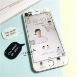 Preorder ฟิล์ม IPHONE Song joon ki 6S / 6SP ipone5 / 5S