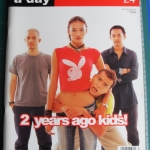 a day 246 ปก 2 years ago kids!