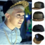 พร้อมส่ง หมวก BIGBANG GD G-Dragon หมุดทอง