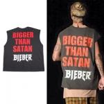 Preorder เสื้อแขนกุด justin bieber purpose tour