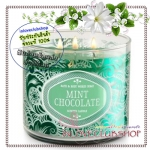 Bath & Body Works Slatkin & Co / Candle 14.5 oz. (Mint Chocolate)