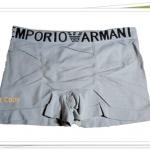 บ๊อกเซอร์ Armani สีเทา B004