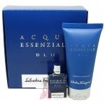 Salvatore Ferragamo Acqua Essenziale BLU Pour Homme Gift Set