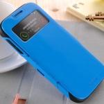 เคส Samsung galaxy s4 I9500 มีระบบ  Automatic Sleep wake ระบบเดียวกับ apple สินค้าราคาพิเศษ สีดำ ขาว น้ำเงิน no 40121