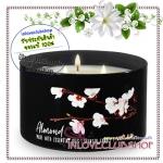 Bath & Body Works Slatkin & Co / Candle 14.5 oz. (Almond) *