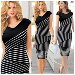Sexy Party Pencil Dresses Ladies