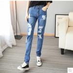 กางเกงสาวอ้วนพลัสไซต์ S-5XL