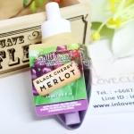 Bath & Body Works / Wallflowers Fragrance Refill 24 ml. (Black Cherry Merlot)