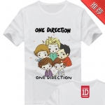 Preorder เสื้อ one direction 1D 11