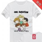 Preorder เสื้อ one direction 1D 11