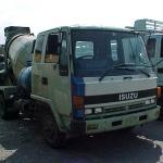 รถโม่ผสมปูนคอนกรีตmixer