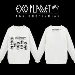 เสื้อแขนยาว EXO luxion