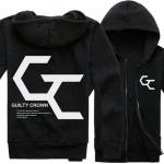 เสื้อ Hood Guilty Crown [black]
