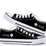 Preorder รองเท้าผ้าใบ EXO sehun DFBX011