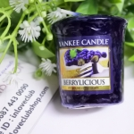 Yankee Candle / Samplers Votives 1.75 oz. (Berrylicious)