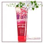 Bath & Body Works / Ultra Shea Body Cream 226 ml. (Winterberry Wonder) *Limited Edition