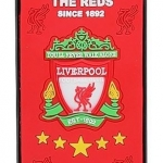 เคส iphone 4 ซิลิโคนอย่างดี ลายทีมฟุตบอล Liverpool