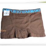 บีอกเซอร์ Armani สีน้ำตาล B002