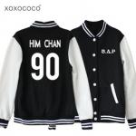 เสื้อเบสบอล BAP Himchan