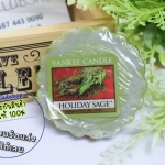 Yankee Candle / Tarts Wax Melts 22 g. (Holiday Sage)