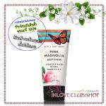 Bath & Body Works / Travel Size Body Cream 70 g. (Pink Magnolia) *Limited Edition