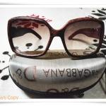 แว่นตากันแดด valentino สีชา B006