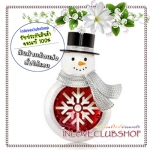 Bath & Body Works - Slatkin & Co / Scentportable Holder (Snowman)