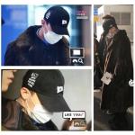 Preorder หมวก Bigbang XHM105