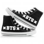 Preorder รองเท้าผ้าใบ bts