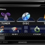 DVD 2DIN kenwood 3035BT แถม USB