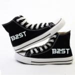 รองเท้า Beast สีดำ