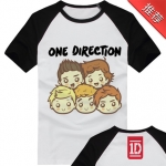 Preorder เสื้อ one direction 1D 16