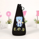 Preorder กระเป๋าเก็บแท่งไฟ bigbang TOP HGDB003