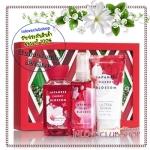 Bath & Body Works / Mini Glitter Gift Set (Japanese Cherry Blossom) *ขายดี