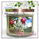 Bath & Body Works Slatkin & Co / Candle 14.5 oz. (Apple Picking)