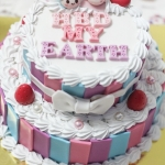 Cake Little twin star 7""