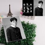 Preorder สมุดปกแข็ง Chen EXO SING FOR YOU [DBJB308