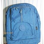 กระเป๋า เป้ใส่ Notebook ใส่เสื้อผ้า สีฟ้าทะเล KP003