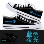Preorder รองเท้าผ้าใบต่ำ Bigbang GD DFBX154
