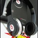 ใหม่!! Monster Beats Studio (Headphone) สีขาวและสีดำ + กล่อง