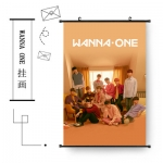 Preorder Poster ไวนิล WANNA ONE I PROMISE YOU DHB221