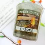 Yankee Candle / Samplers Votives 1.75 oz. (Fireside)