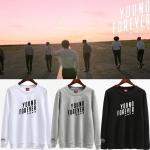 Preorder เสื้อแขนยาว BTS Young Forever