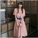 เสื้อแฟชั่นสไตล์ญี่ปุ่น ZEN MORI GIRL