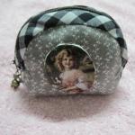 กระเป๋าสตางค์ size9x10ซม. #114-051